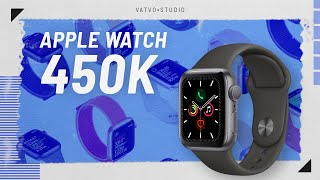 Bị lừa mua Apple Watch 450k