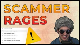 Tech Scammer Rages After Wasting One Hour With Granny