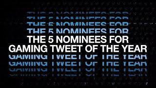@TwitterGaming: Gaming Tweet of the Year   Twitter