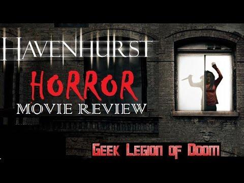 HAVENHURST ( 2016 Julie Benz ) House of horror Movie Review streaming vf