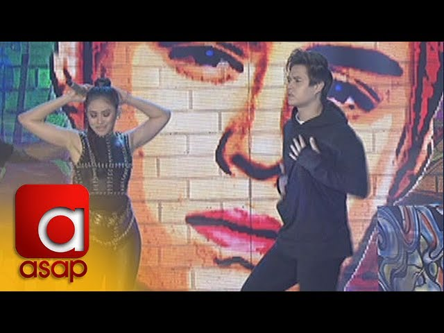 ASAP: Sarah G and Quen's sizzling hot performance