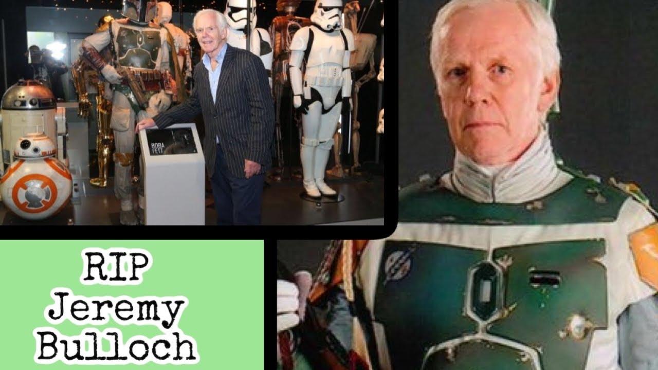 Boba Fett Actor Jeremy Bulloch from Original 'Star Wars' Films Dies ...