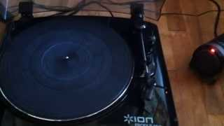 Ion Profile Pro USB Turntable Review