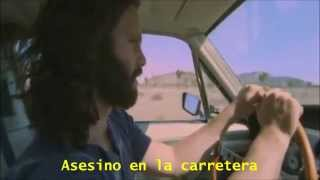 The Doors -Riders On The Storm (Subtitulada en Español)
