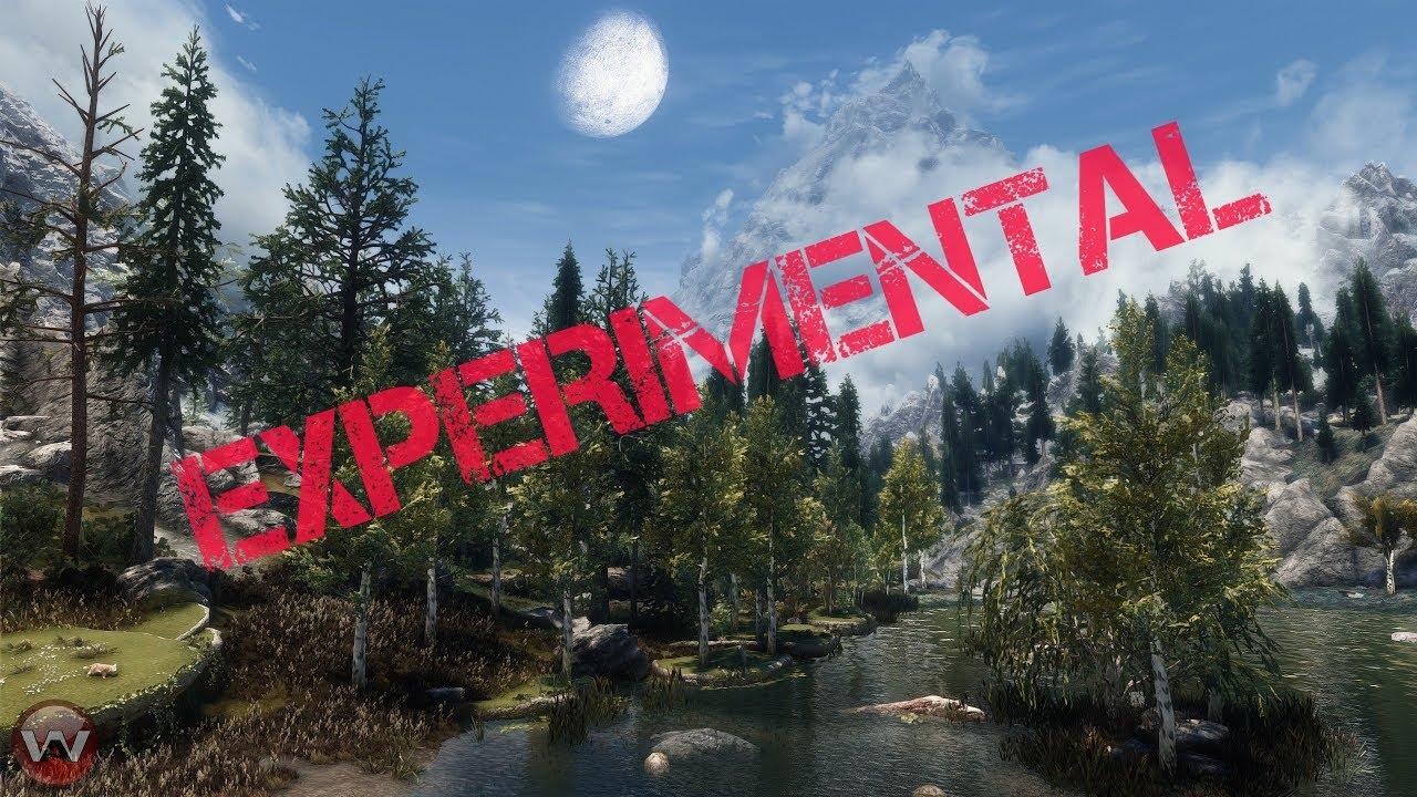 DynDOLOD ULTRA TREES with FANTASY FOREST OVERHAUL for SKYRIM 3D TREES |  Skyrim SE 2019