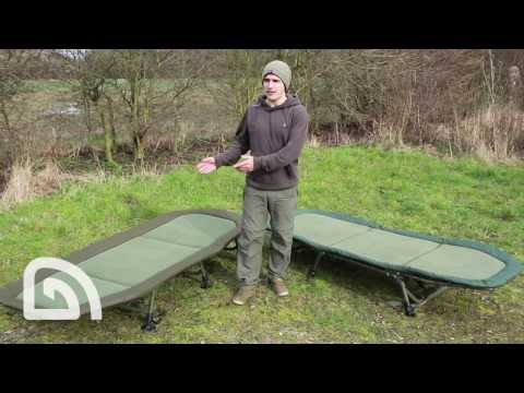 Trakker Levelite Bed Vs. Trakker Flat-6 Bed - The Differences.