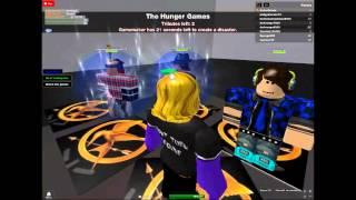 ROBLOX Hunger Games by: darkrange9000