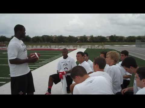 Fast Fuel Awards and Inspiration from Jon Beason of the Panthers
