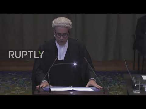 Netherlands: US questions Iran's plea to ICJ for merits hearing