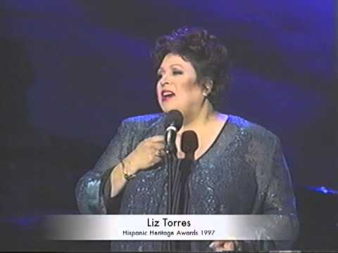 Liz Torres No Chicanos on TV