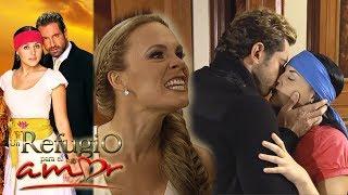 Un refugio para el amor - Capítulo 22: El compromiso de Gala y Rodrigo está en peligro | Tlnovelas