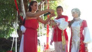 Свадьба в славянском стиле свадебный фильм клип Волгоград 89053364745