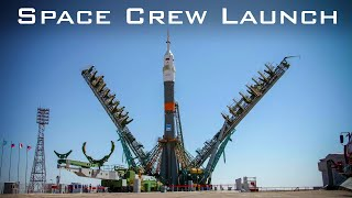 NASA LIVE: Space Crew Launch to International Space Station