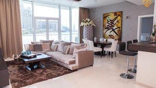 Недвижимость в Дубае. 2 Комнатная Квартира.(Вопрос о покупке недвижимости за границей волнует многих. И большинство останавливаться на покупке кварти..., 2016-04-03T15:42:52.000Z)