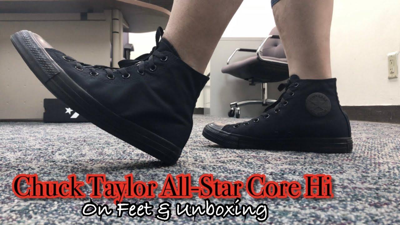 chuck taylor all star core