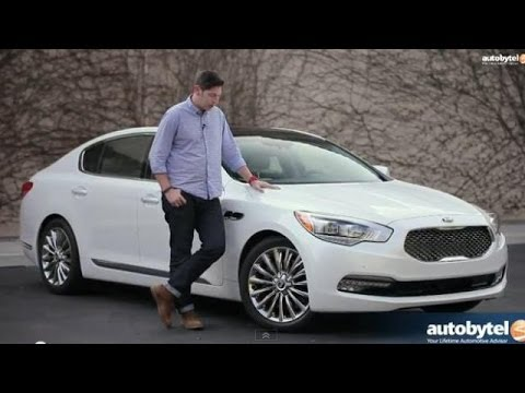2015 Kia K900 Test Drive Luxury Car Video Review