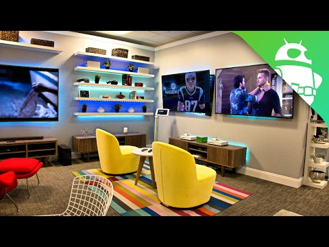 Verizon connected house tour: What a 750Mbps connection can do for you