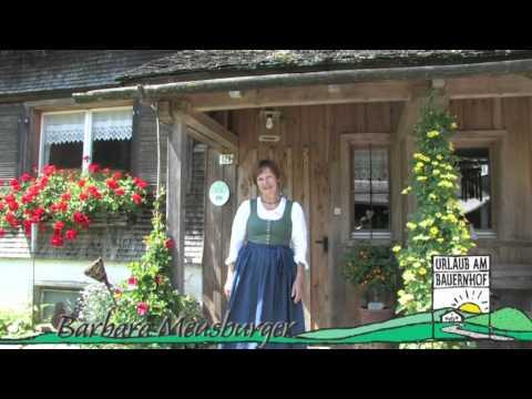 """mediaMonkey 20 Jahre """"Urlaub am Bauernhof"""" Vorarlberg"""