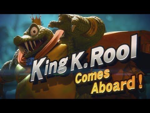 Donkey Kong Country 1-3 Remix (Medley): Final Boss Themes (King K. Rool Remashed) [Smashified]