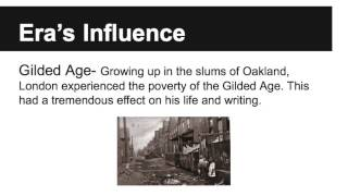 American Author Project- Jack London