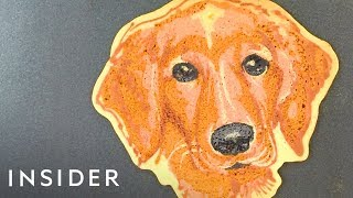 Food Artists Turn Your Pets Into Pancakes