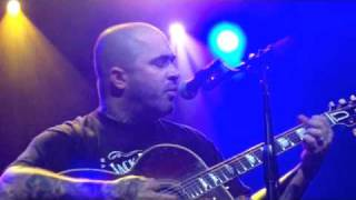 please - acoustic aaron lewis staind live