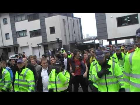 Crystal Palace V Brighton 13th May 2013 Palace Fans Part 2
