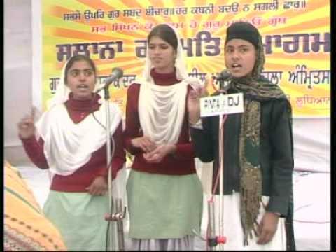 Bibi Gurleen Kaur Ji - Gallan Sachiyan Sunavain