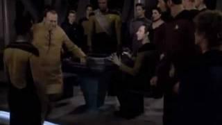 Star Trek STNG Moments 47 Peak Performance