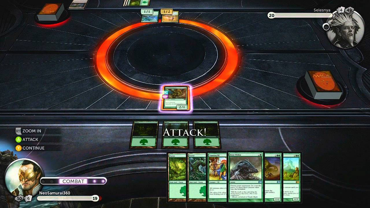 magic the gathering duels of the planeswalkers 2013 return to ravnica