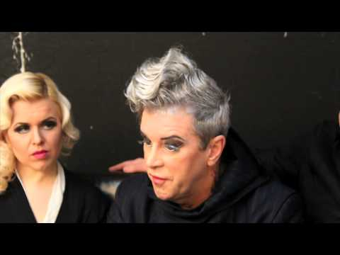 Visage - New Romantics, The Blitz Club and the New Album HEARTS AND KNIVES. EPK from March 2013