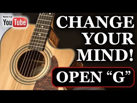 "This Blues Will Change Your Opinion About Open ""G"""