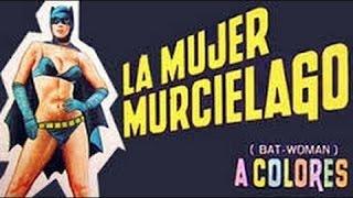 Quién es La Mujer Murciélago? (The Batwoman) (1968) - Cine Clásico