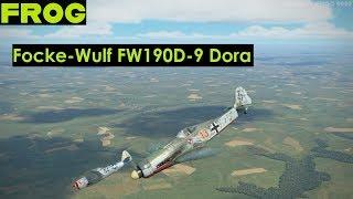 More Dora action - IL-2: Battle of Bodenplatte