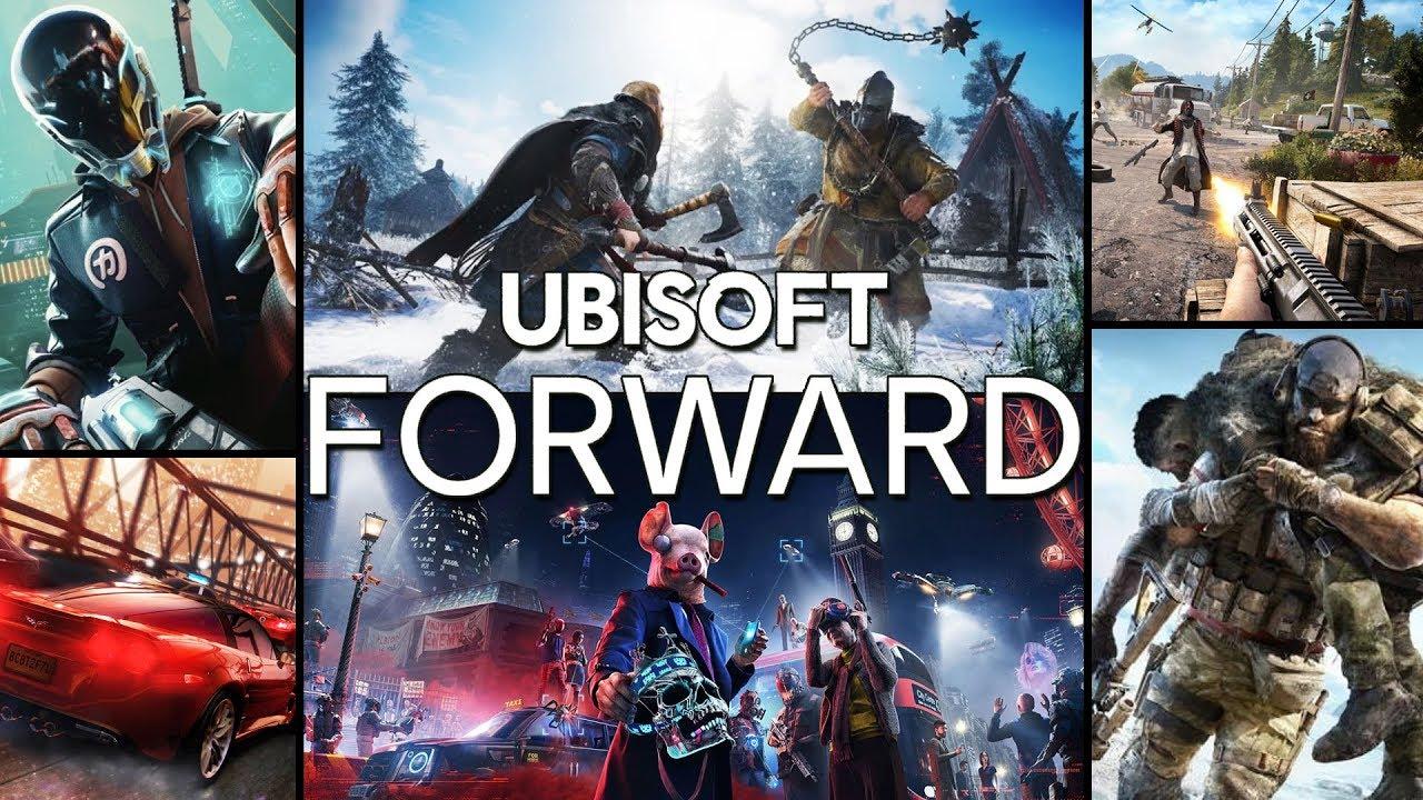 Neue Spiele von Ubisoft! 🌟 Ubisoft Forward LIVE