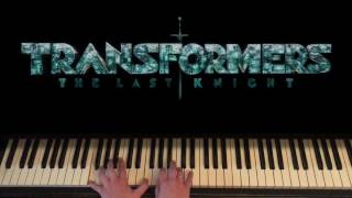 Download TRANSFORMERS 5: The Last Knight 2017 Soundtrack (Piano) DO YOU REALIZE? MP3 song and Music Video