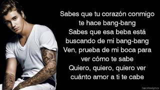 Justin Bieber - Despacito Lyrics On Screen ft.Luis Fonsi VEVO Daddy Yankee
