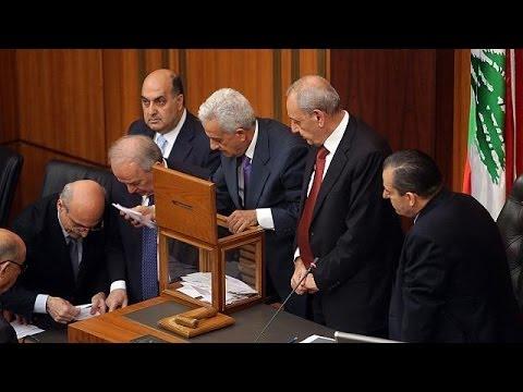Liban : le Parlement ne parvient pas à élire le futur chef de l'Etat