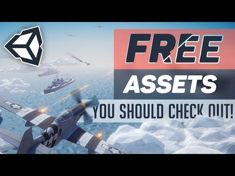 5 FREE Assets in Unity 2018!
