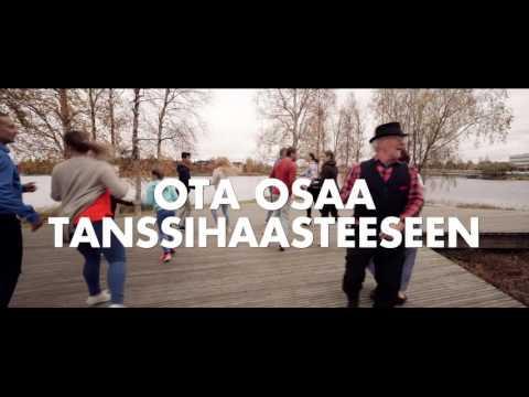 Video: Tanssihaaste - Pari- ja kansantanssi