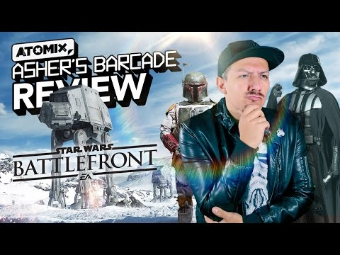 REVIEW Star Wars Battlefront - Asher's Barcade