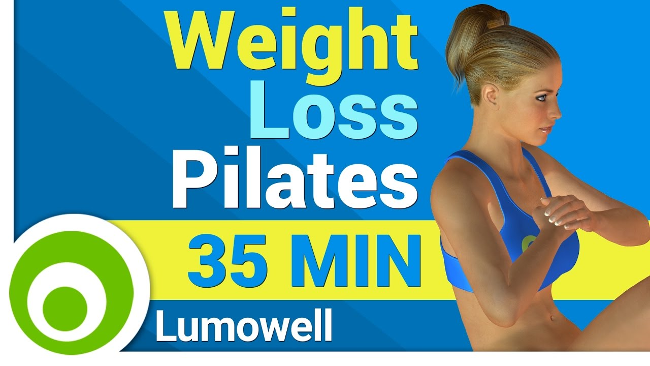 pilates weight loss for dummies youtube