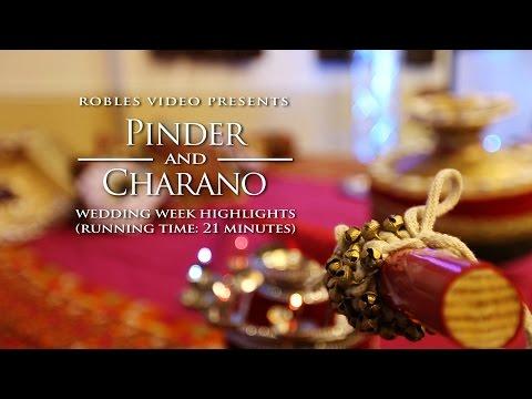 Pinder & Charano Wedding Highlights