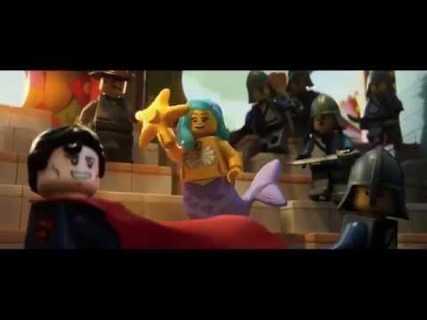 """「ザ・レゴ・ムービー」 映画予告編  """"The LEGO® Movie"""" Trailer"""