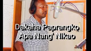 Krapajaoba Garo Gospel Song