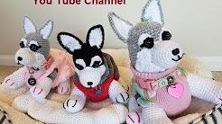 Amigurumi Yorkshire Terrier | 138x246