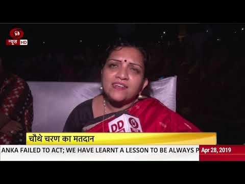 #Janadesh2019 : ओडिशा में सांस्कृतिक कार्यक्रम के जरिए मतदाताओं को जागरूक बनाने की कोशिश