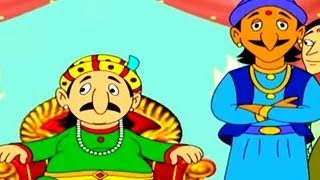 Birbal Ka Imtihaan - Akbar Birbal Animated Story - Hindi Part 11