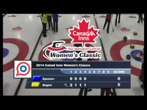 Canad Inns Women's Classic: Michelle Englot vs Barb Spencer