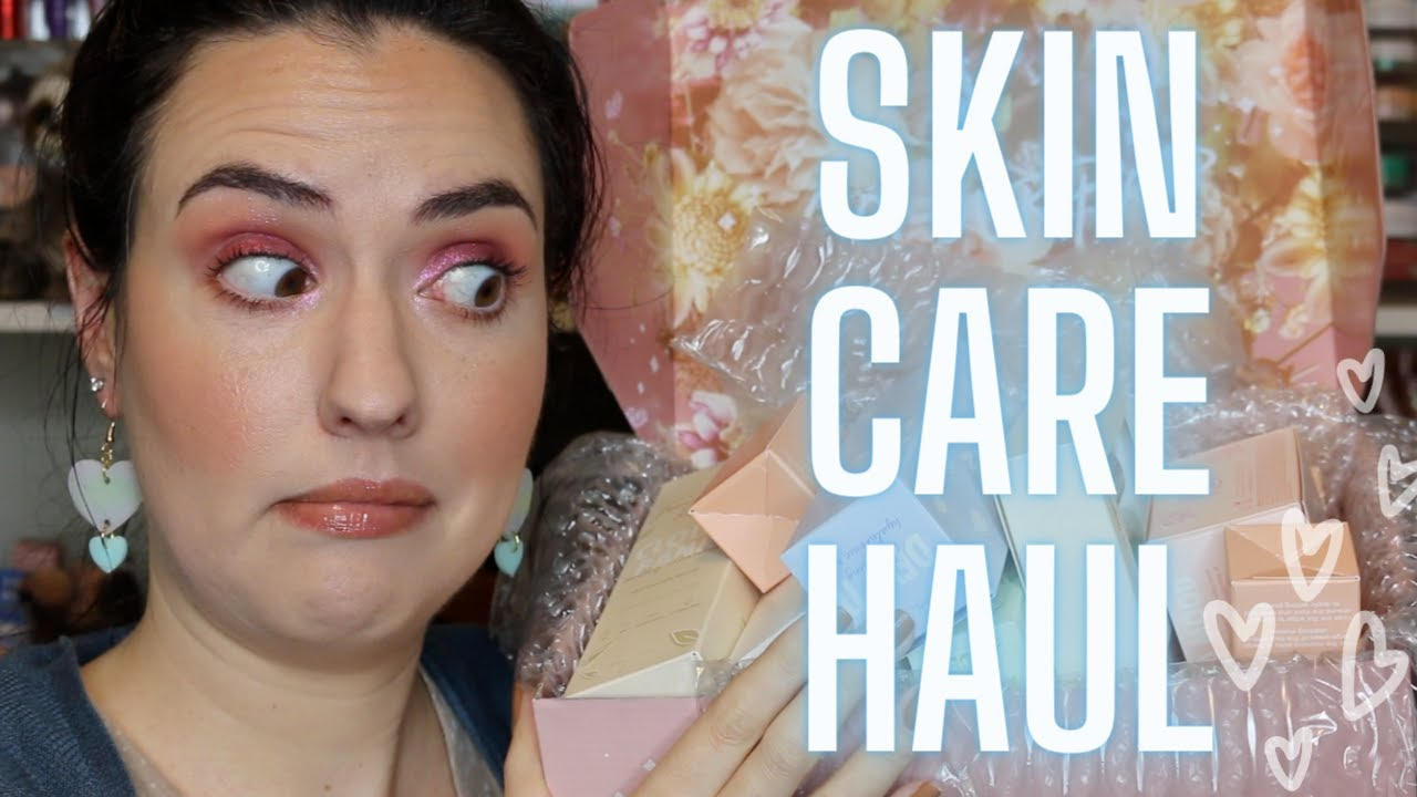 Skincare HAUL & Some Other Stuff | The BEST Fourth Ray Products, New from SOL Body + a GIVEAWAY!